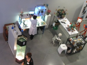 Future Bio Lab Installation