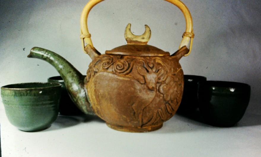 deert-pot